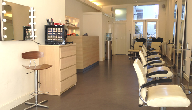 de kapsalon newlook hairstyling