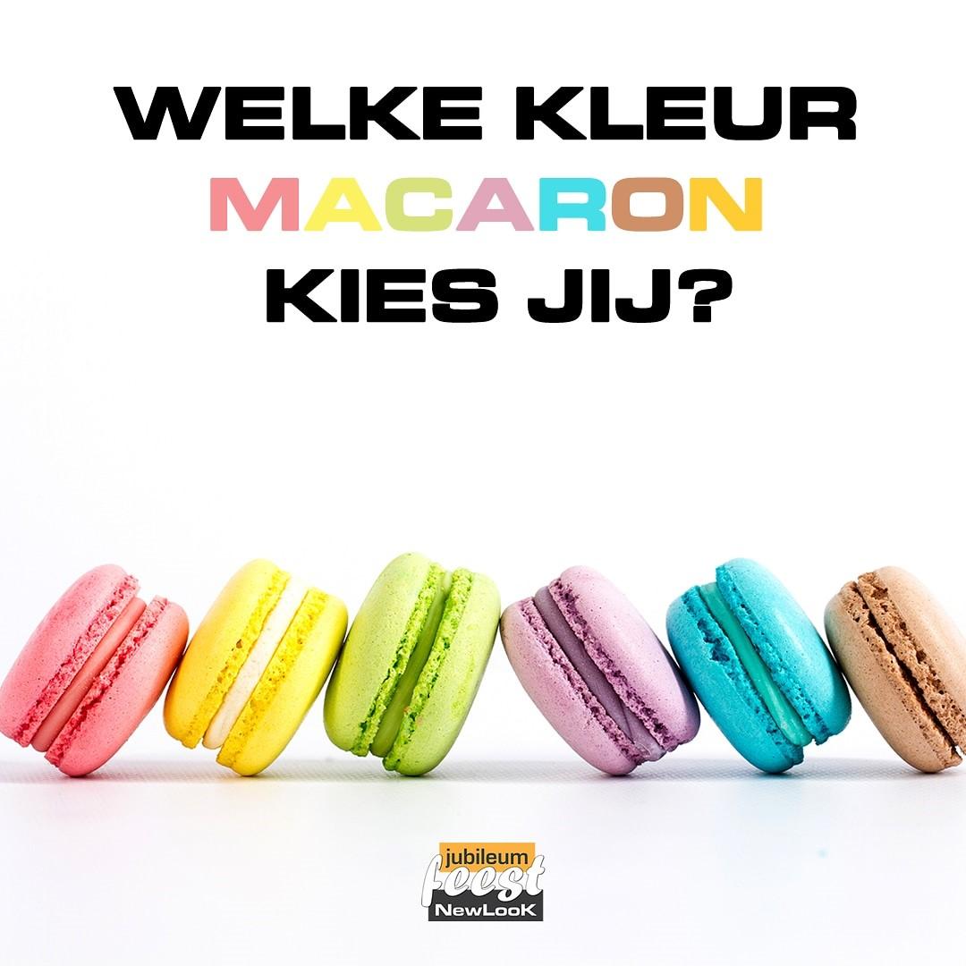 welke macaron kies jij?