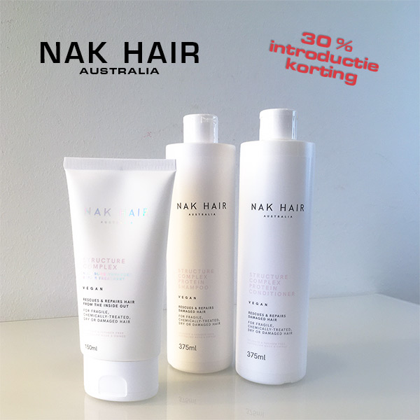 NAK repair newlook hair product