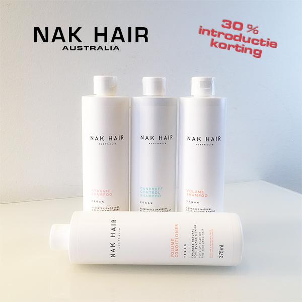 NAK shampoo - conditioner - dandruff